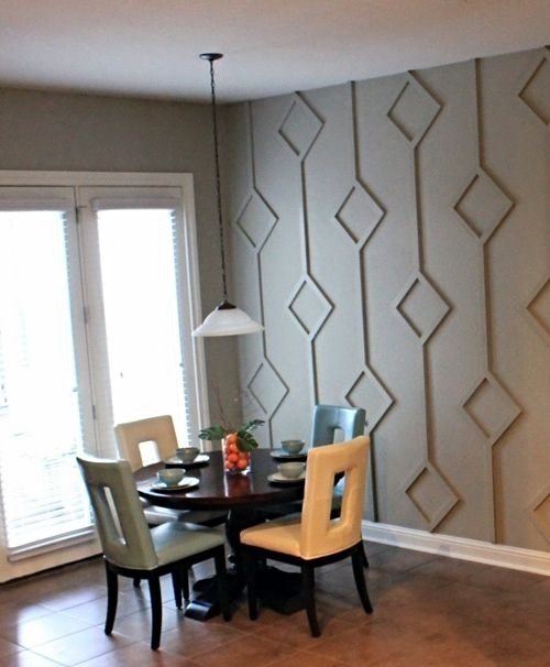 Think Outside The Box When Considering An Accent Wall (View 2 of 15)