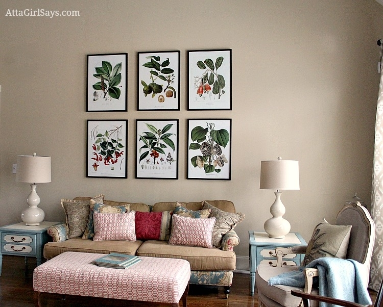 To Find Inexpensive Antique Botanical Prints With Regard To Framed Botanical Art Prints (View 14 of 15)
