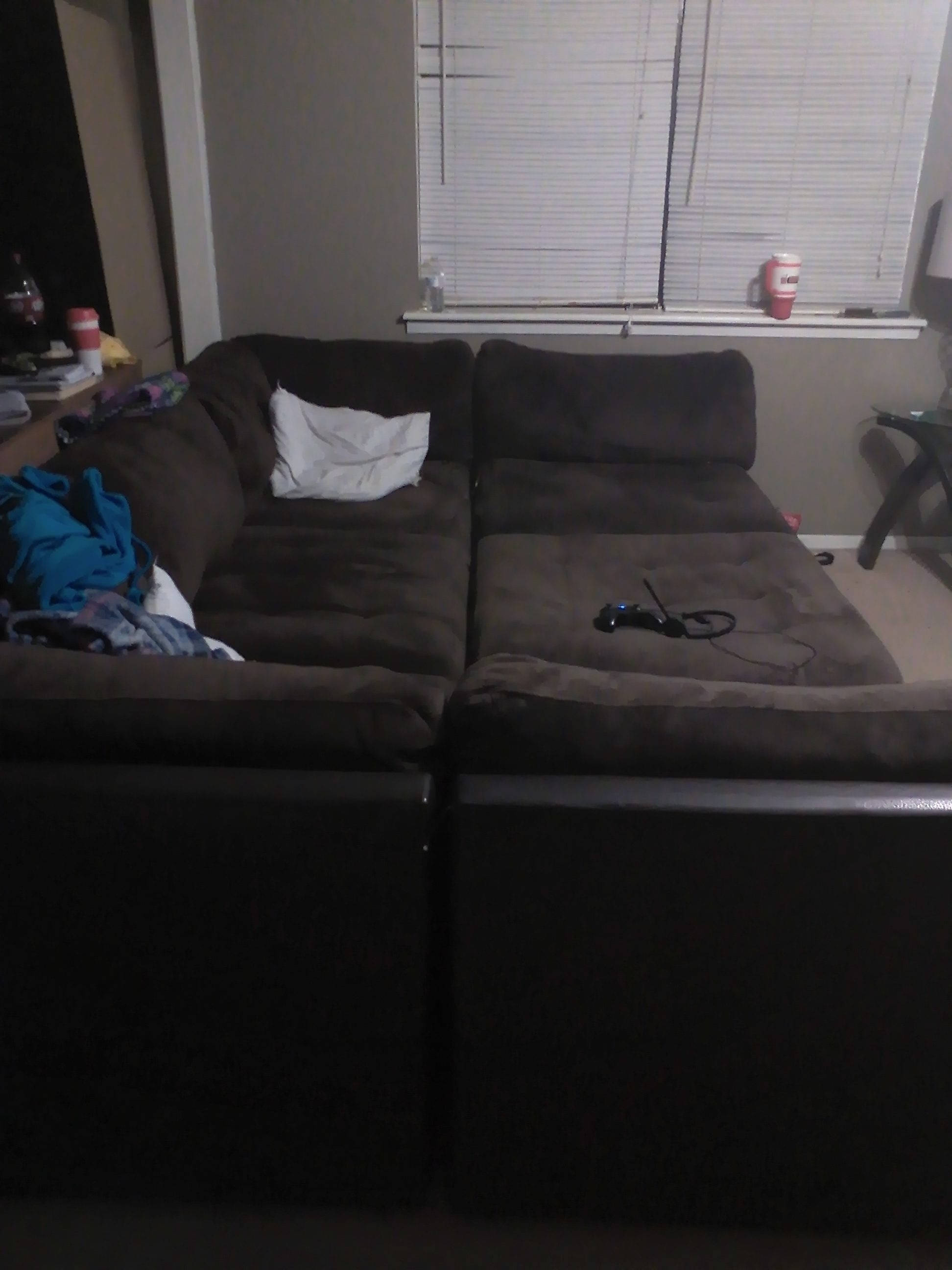 Top Complaints And Reviews About Aaron Rents I Live With Some Throughout  Sectional Sofas At Aarons