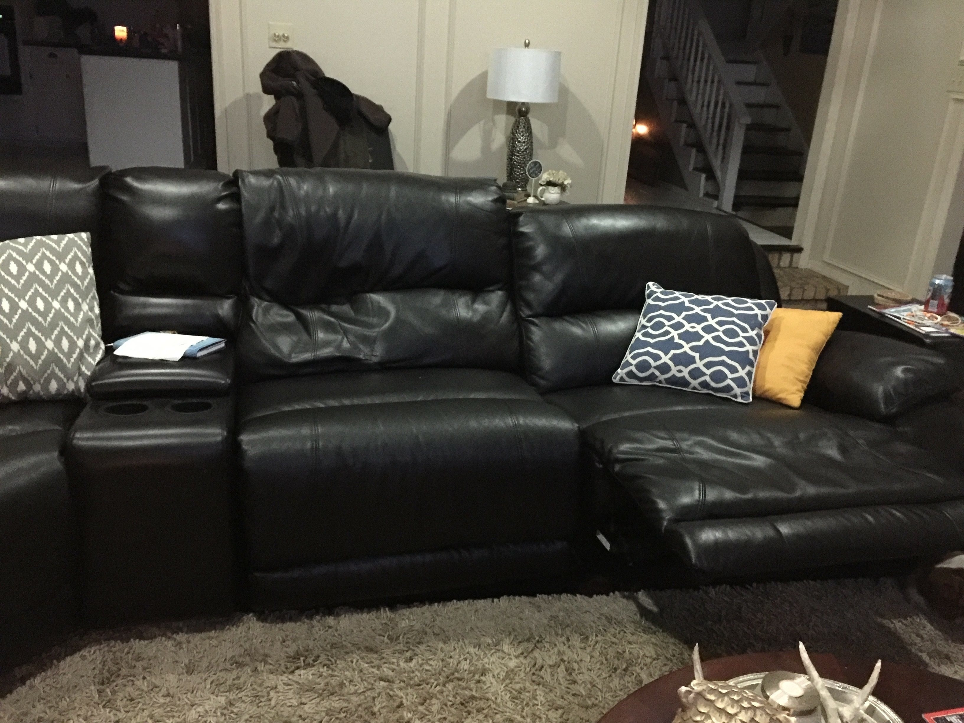 Trend Craigslist Leather Sofa 31 About Remodel Living Room Sofa Intended For Craigslist Leather Sofas (Image 10 of 10)