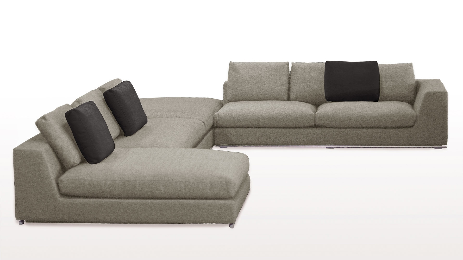 Trend Low Sectional Sofa 37 Living Room Sofa Ideas With Low In Low Sofas (View 2 of 10)