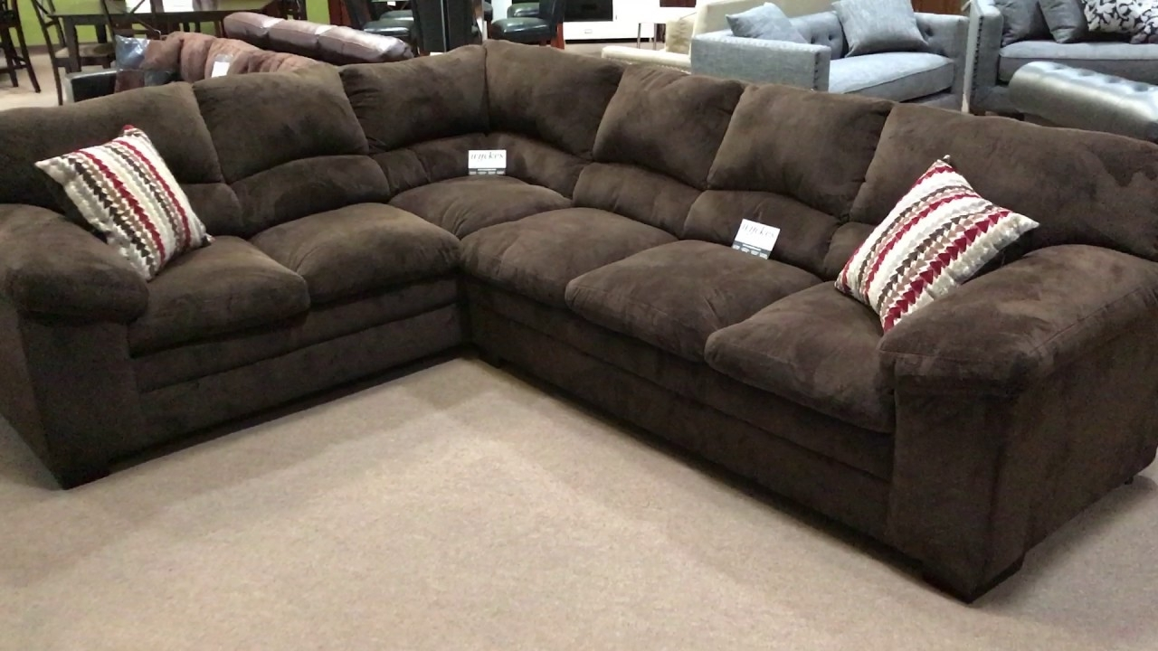 Trend Plush Sectional Sofas 12 For Your Living Room Sofa Inspiration In Plush Sectional Sofas (Image 7 of 10)