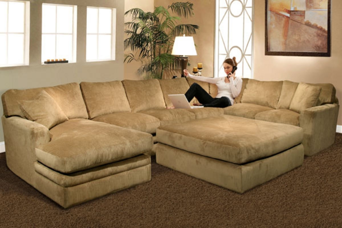 Tropicana 3 Piece Sectional At Gardner White For Gardner White Sectional Sofas (Image 10 of 10)