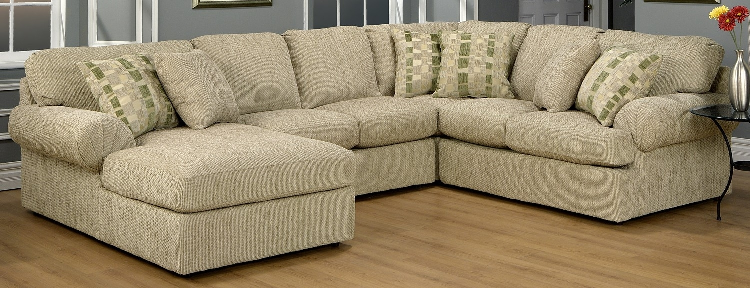 Trudy Upholstery 4 Pc. Sectional – Leon's, $1, (View 5 of 10)