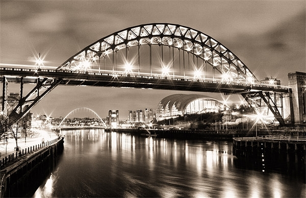 Featured Photo of Newcastle Canvas Wall Art