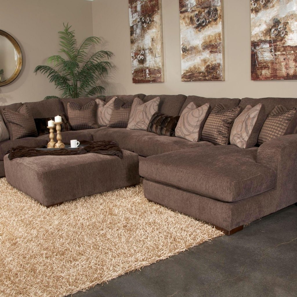 Ultra Plush Sectional Sofas | Http://ml2R | Pinterest | Plush Pertaining To Plush Sectional Sofas (View 2 of 10)