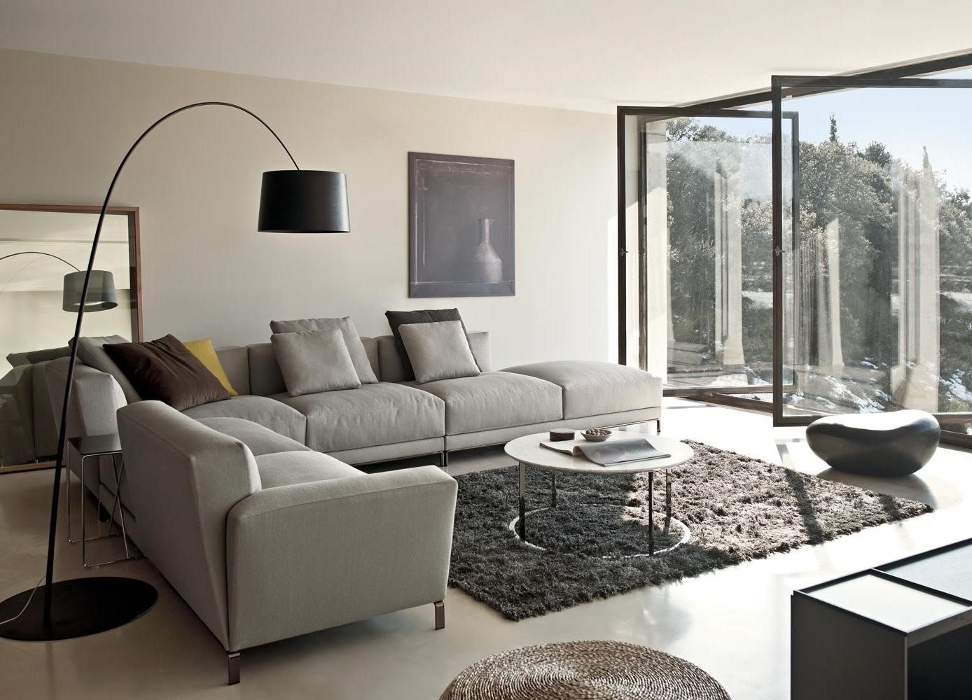 Uncategorized : Apartment Sectional Sofa Within Imposing Sofas For Apartment Sectional Sofas With Chaise (Image 10 of 10)