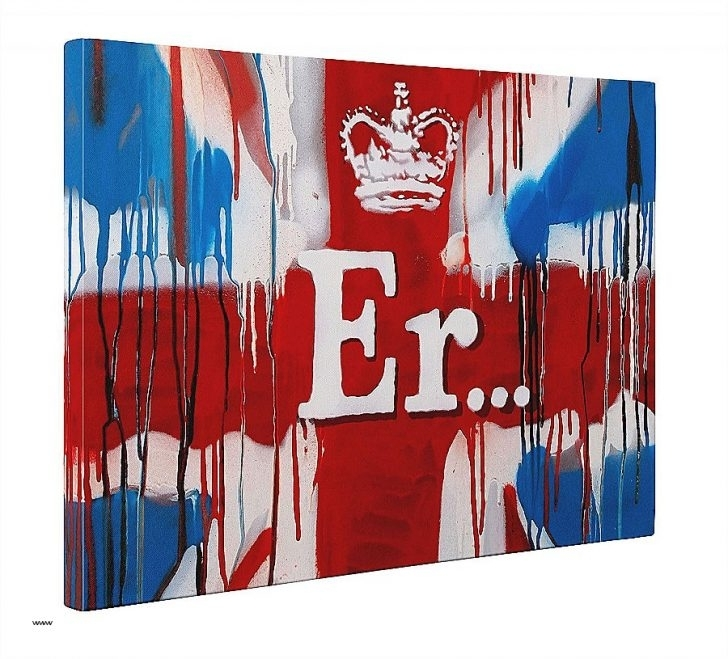 Union Jack Canvas Print Wall Art - Chatta Artprints in Union Jack Canvas Wall Art