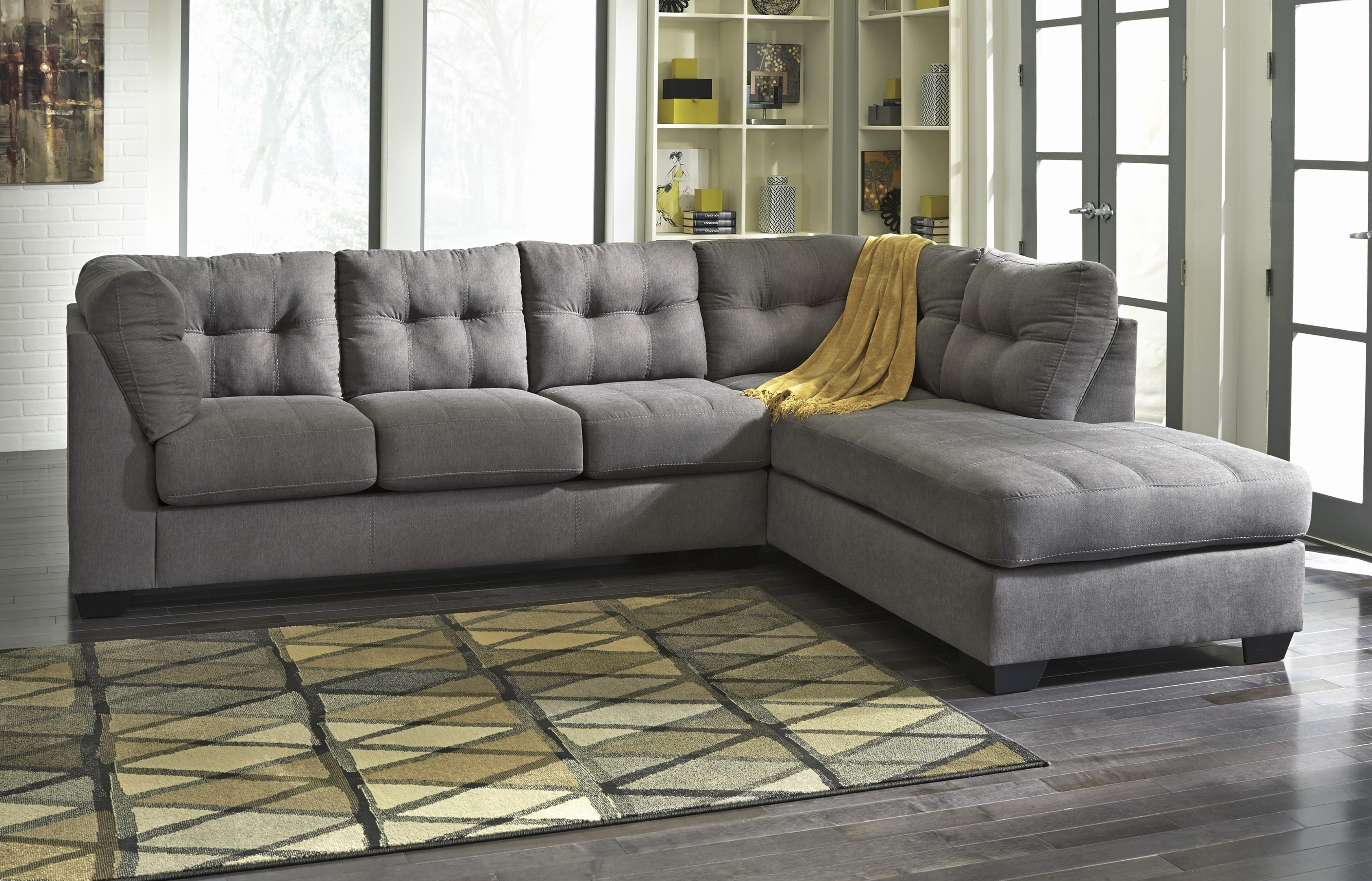 Unique Sectional Sleeper Sofa Ashley 2018 – Couches And Sofas Ideas With Sectional Sofas At Ashley (View 9 of 10)