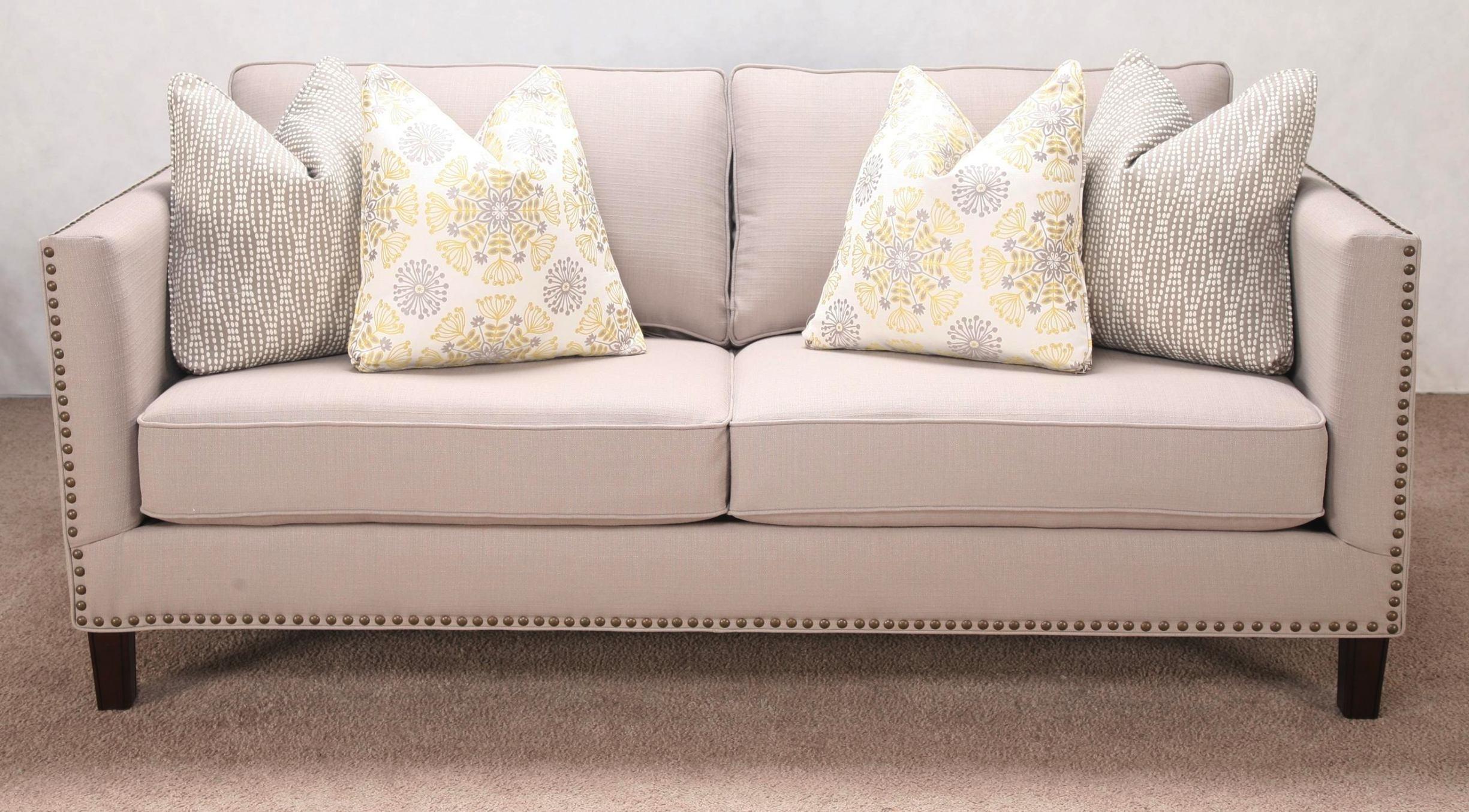 Unique Sectional Sofa With Nailhead Trim 26 About Remodel Sofa Table for Sectional Sofas With Nailhead Trim