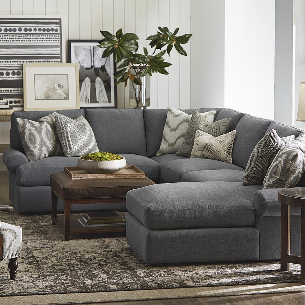 Unique Small U Shaped Sectional Sofa 67 In Long Sectional Sofa With Intended For Small U Shaped Sectional Sofas (Image 10 of 10)
