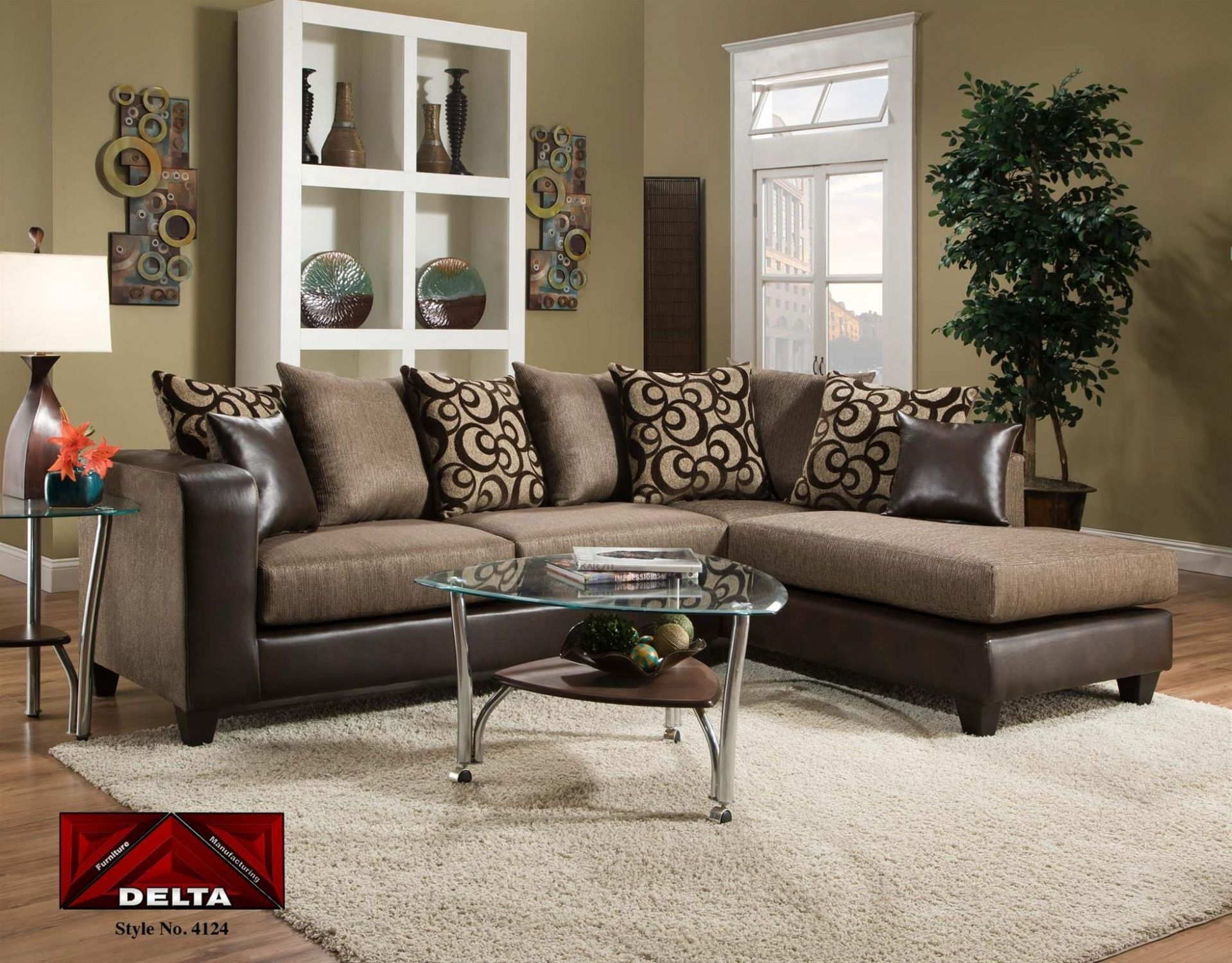 Update Your Living Room With Our Designer Chaise Sectional | $798 Throughout Joplin Mo Sectional Sofas (Image 10 of 10)