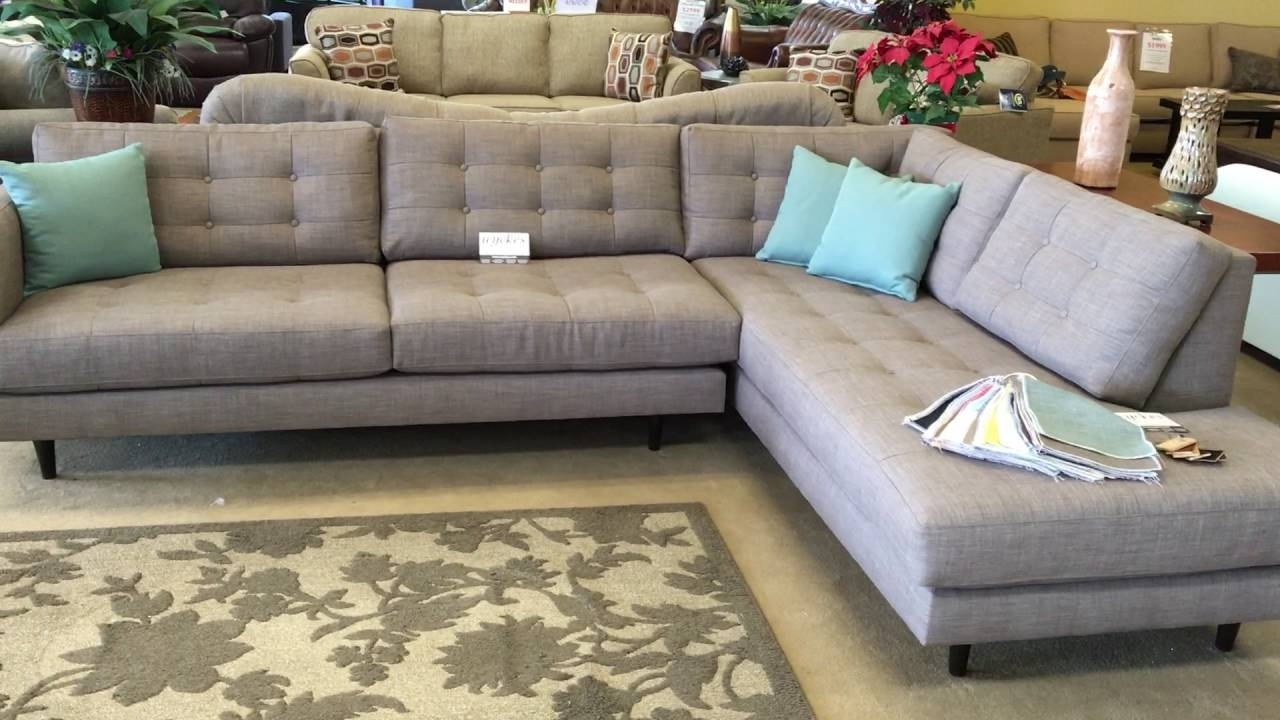 Urban Innovationwyckes Oliver Mid Century Modern Custom Intended For Customizable Sectional Sofas (Photo 5 of 10)