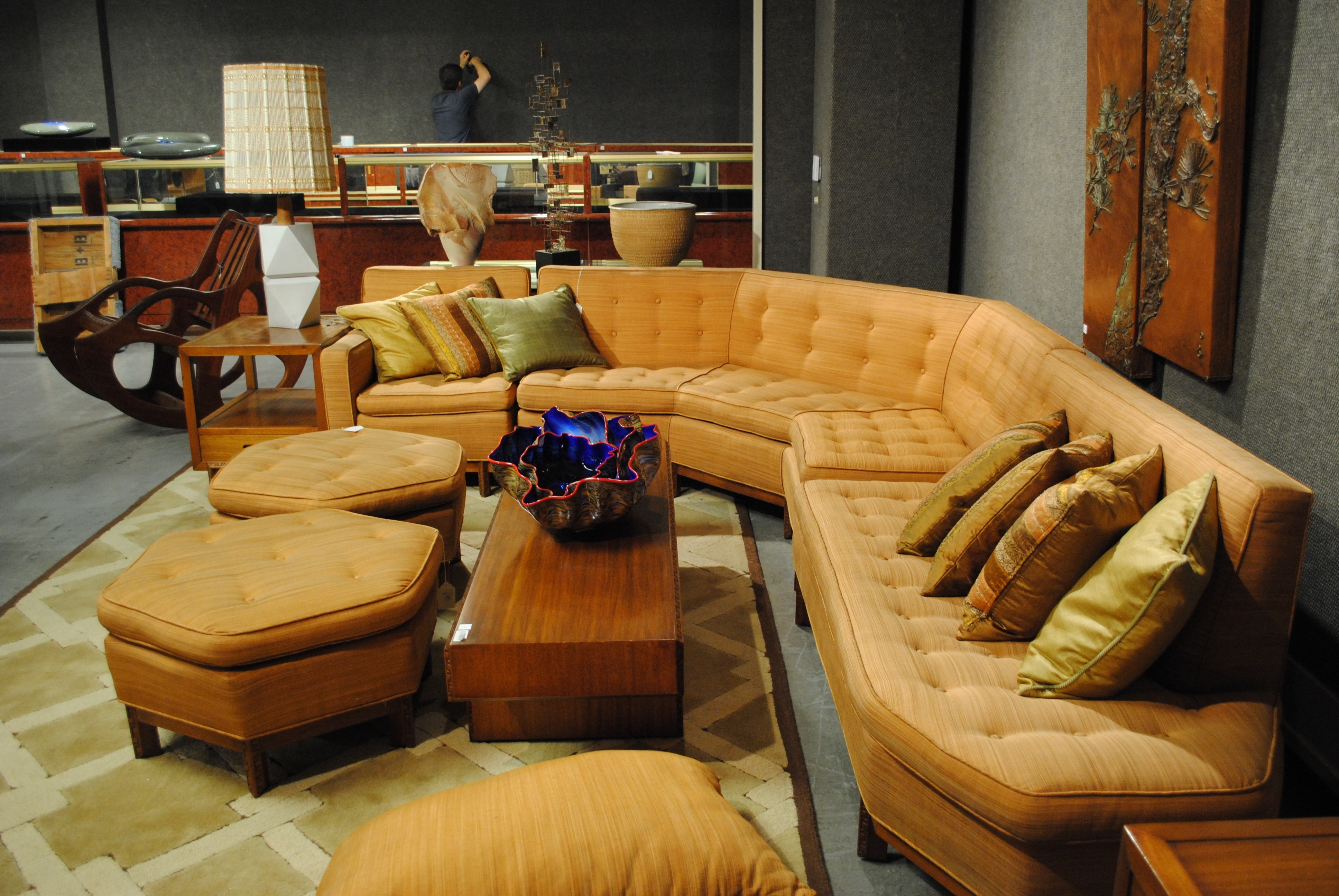 Vintage 1950S Sectional Sofa | Sofa Ideas With Vintage Sectional Sofas (Image 7 of 10)