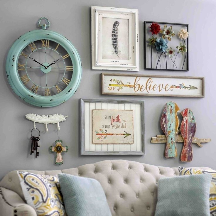 Vintage Wall Decor – Custom Decor Regarding Antique Wall Accents (Image 12 of 15)