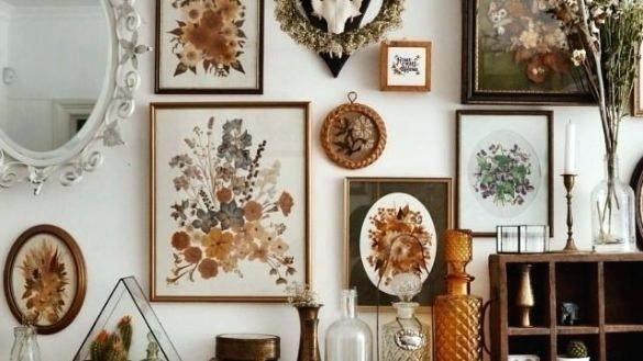 Vintage Wall Decor For Living Room Wall Decorations For Living With Vintage Wall Accents (View 14 of 15)