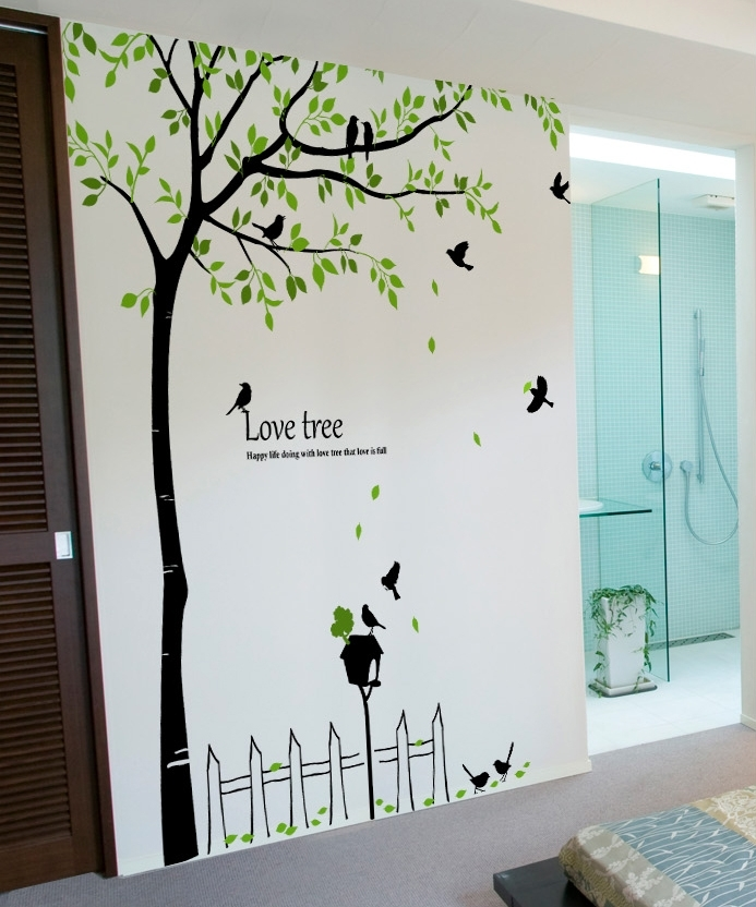Vinyl Wall Decals Allow Luxury Wall Decor Vinyl Stickers – Wall For Vinyl Stickers Wall Accents (Image 9 of 15)