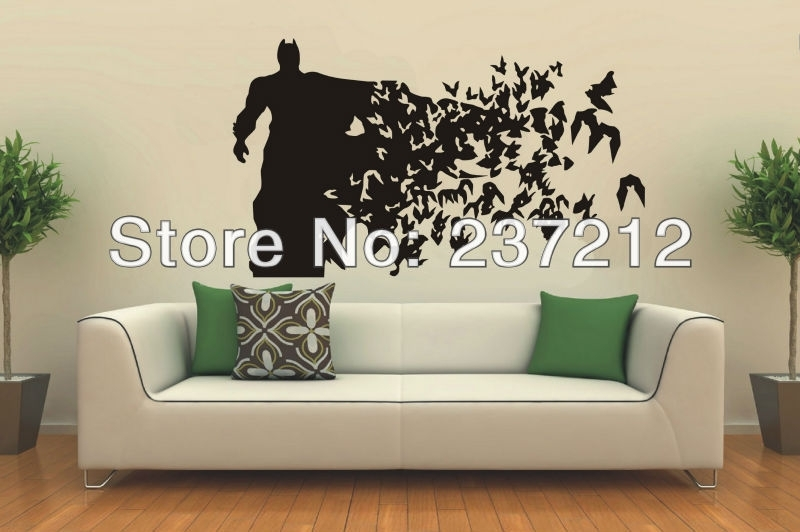 Vinyl Wall Decorations Stickers Awesome Wall Art Vinyl Graphics Intended For Vinyl Stickers Wall Accents (View 3 of 15)