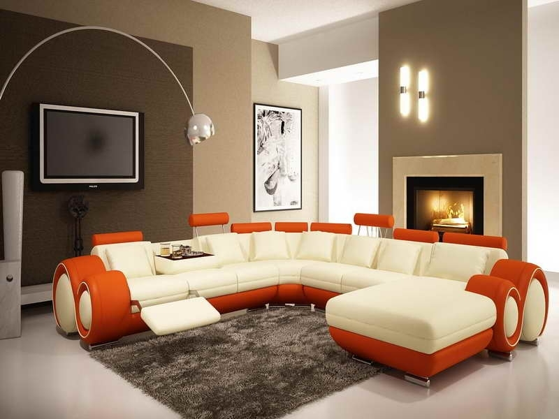 Wall Accent Colors For Brown Furniture On Bedroom Ideas Marvelous In Brown Wall Accents (Image 14 of 15)