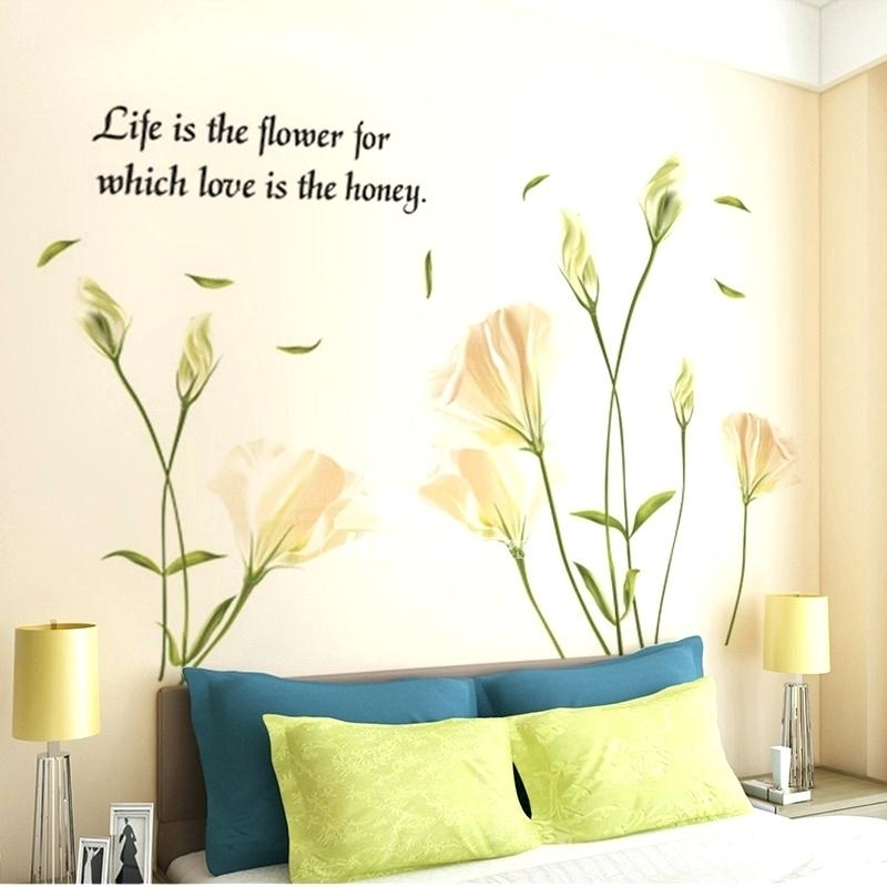 Wall Art Adhesive Designer Wall Accents Adhesive Art – Scholarly For Adhesive Art Wall Accents (View 3 of 15)