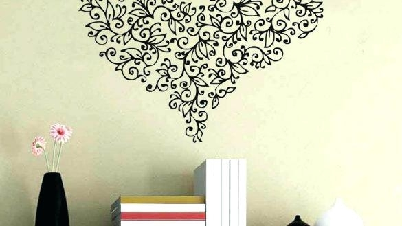 Wall Art Adhesive Designer Wall Accents Adhesive Art – Scholarly Intended For Adhesive Art Wall Accents (View 7 of 15)