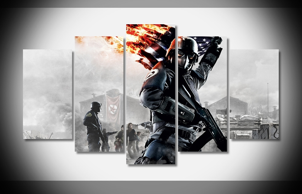 Featured Photo of Gaming Canvas Wall Art
