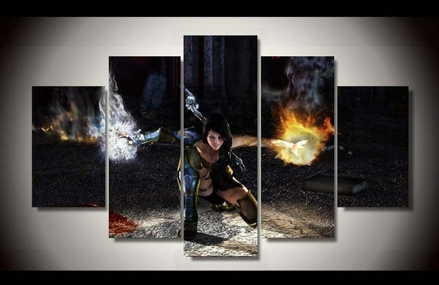 Wall Art: Amusing Video Game Canvas Art Video Game Art Posters Within Gaming Canvas Wall Art (View 6 of 15)