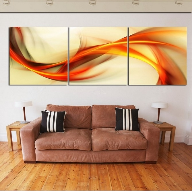 Wall Art: Best Collection Wall Art 3 Piece 3 Piece Wall Art Sets With Abstract Canvas Wall Art Iii (View 13 of 15)