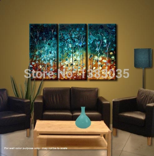 Wall Art: Best Images Canvas Wall Art Sets Of 3 Cheap Canvas Wall With Abstract Canvas Wall Art Iii (View 11 of 15)