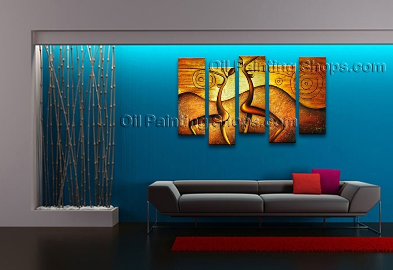 Wall Art Decor: Blue Wallpaper Abstract Wall Art Clear Background Within Fabric Painting Wall Art (View 11 of 15)