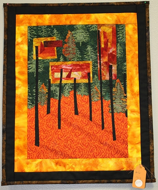 Wall Art Decor Ideas: Awesome Fabric Art Wall Hanging, Fabric Wall Inside Fabric Art Wall Hangings (View 8 of 15)