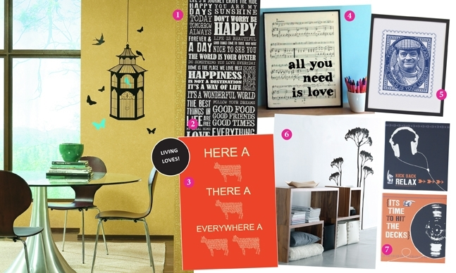 Wall Art Decor: Top 10 Unique Quirky Wall Art And Interesting Within Quirky Canvas Wall Art (Image 15 of 15)