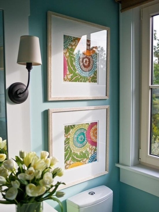 Wall Art Design: Diy Framed Fabric Wall Art, Framing Fabric As Art Regarding Fabric Square Wall Art (View 12 of 15)