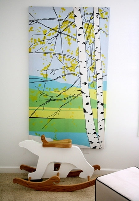 Wall Art Design Ideas: Came Across Marimekko Wall Art Beautiful With Regard To Marimekko Fabric Wall Art (View 9 of 15)