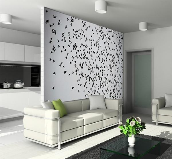 Wall Art Design Ideas: Creation Design Accent Wall Art Fabric Regarding Fabric Wall Accents (Image 12 of 15)