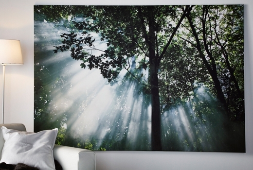 Featured Photo of Ikea Canvas Wall Art