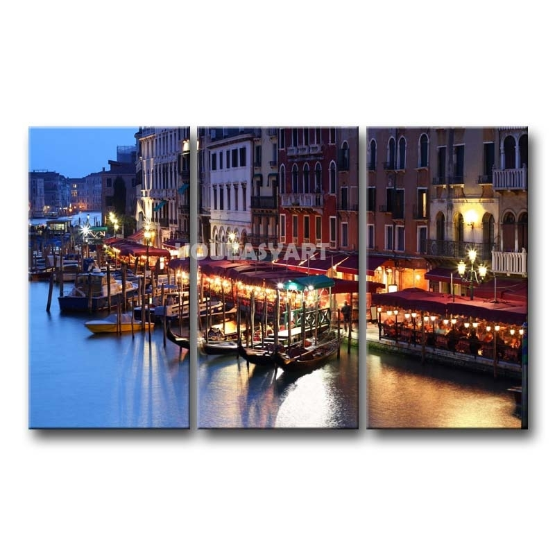 Featured Photo of Italy Canvas Wall Art