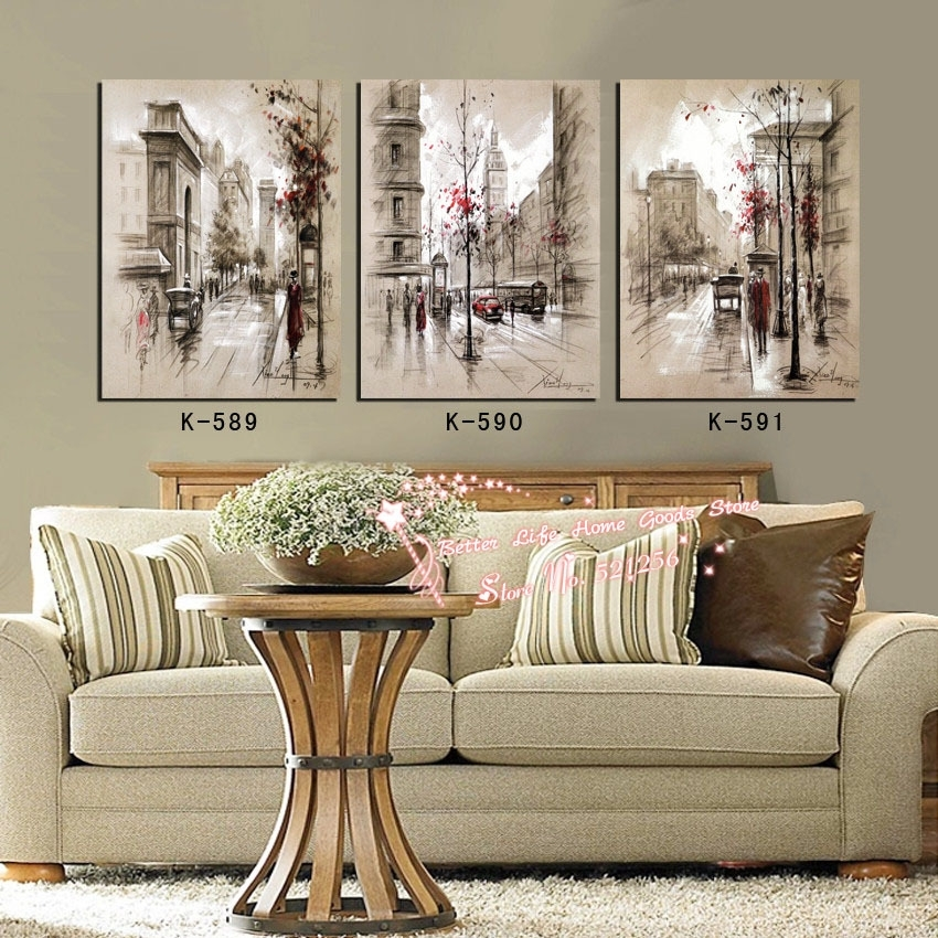 Wall Art Design: Paris Canvas Wall Art Modern Wall Art Home Intended For Canvas Wall Art Of Paris (Image 12 of 15)