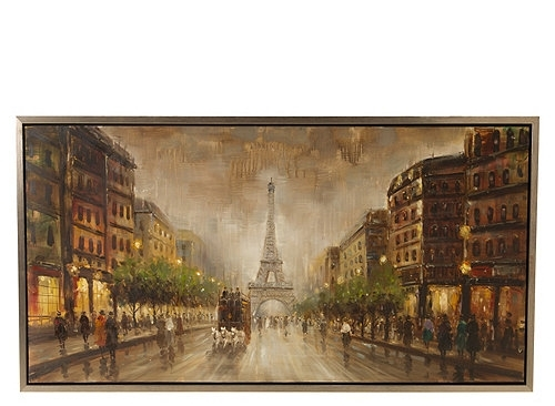 Wall Art Design: Paris Canvas Wall Art This Wooden Wine Rack Give With Canvas Wall Art Of Paris (Image 13 of 15)