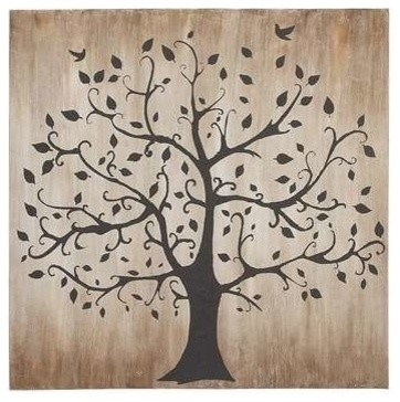 Wall Art Design: Tree Canvas Wall Art Awesome Design Collection Regarding Canvas Wall Art Of Trees (View 6 of 15)