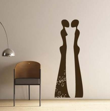 Wall Art Designs: African Wall Art African Wall Art Stickers Throughout African Wall Accents (Image 18 of 27)