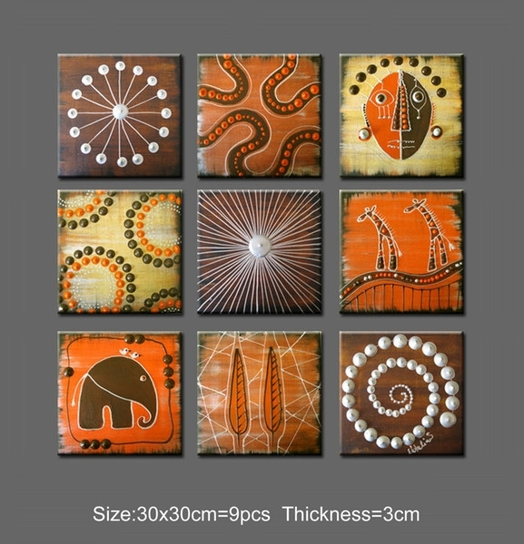 Wall Art Designs: African Wall Art Traditional African Wall Art Within African Wall Accents (Image 25 of 27)