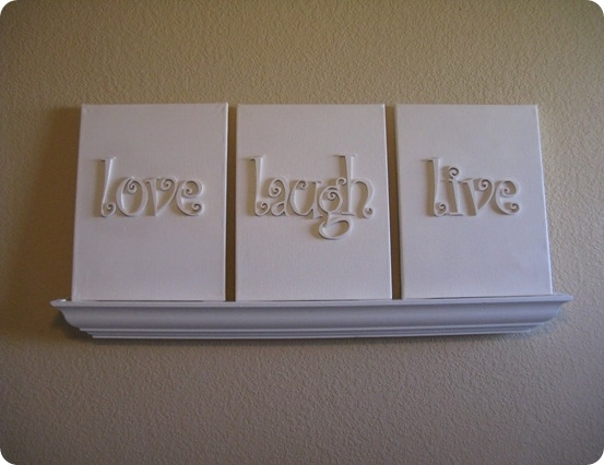 Wall Art Designs: Awesome Love Canvas Wall Art Love Paintings On In Live Laugh Love Canvas Wall Art (View 6 of 15)