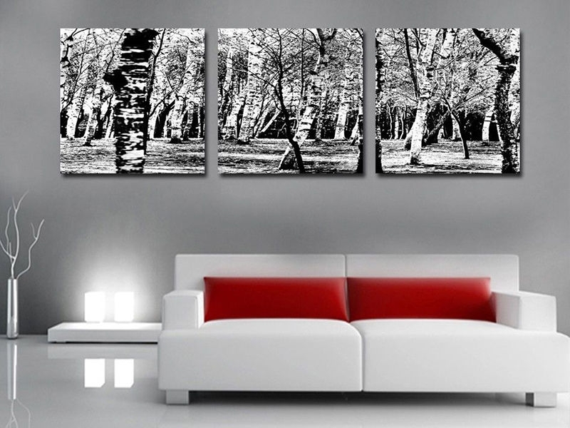 Wall Art Designs: Black And White Canvas Wall Art Creative Ways To Throughout Black And White Canvas Wall Art (Image 12 of 15)