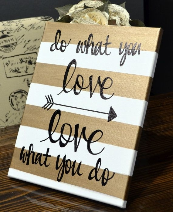 Wall Art Designs: Canvas Wall Art Quotes Inspirational Canvas Wall Intended For Love Quotes Canvas Wall Art (View 6 of 15)