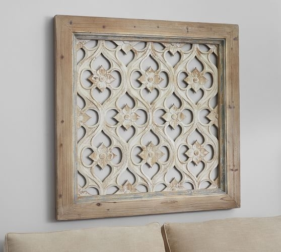 Wall Art Designs: Carved Wood Wall Art Hempstead Carved Wood Wall Within Wooden Wall Accents (Image 9 of 15)