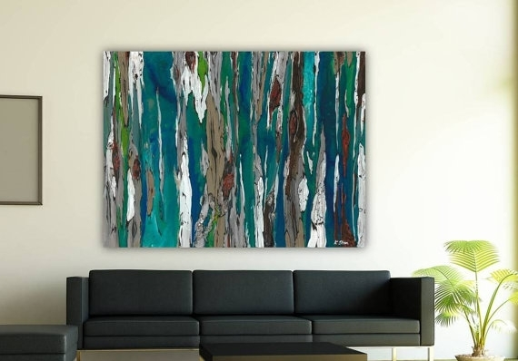 Wall Art Designs: Extra Large Wall Art Overzsized Blue Canvas Inside Large Canvas Wall Art (Image 13 of 15)