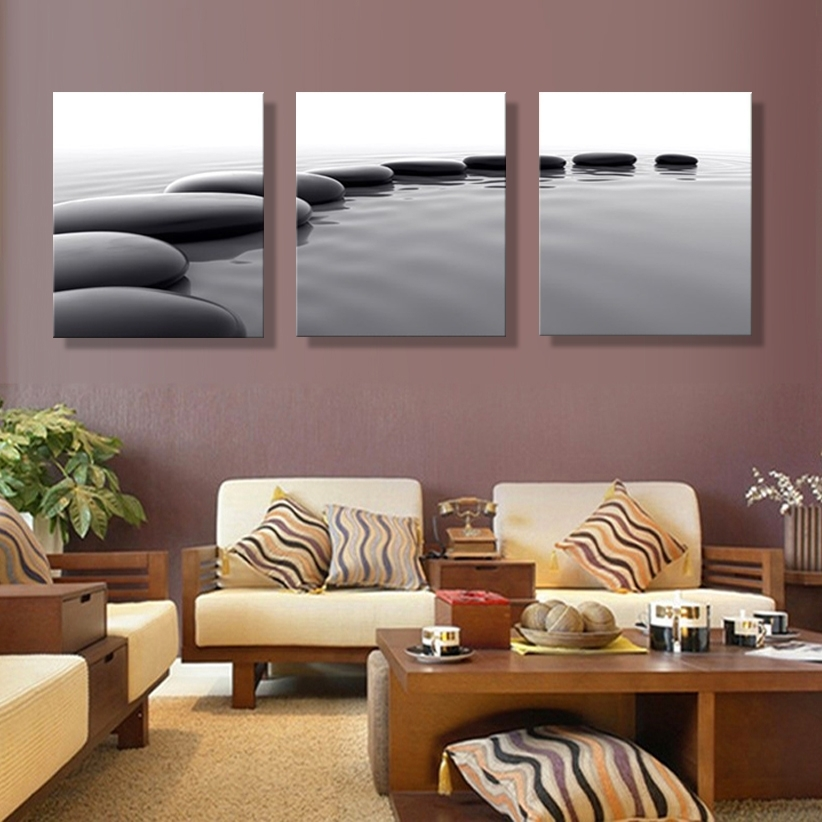 Wall Art Designs: Framed Wall Art For Living Room Art Pebbles In Framed Art Prints For Living Room (View 7 of 15)