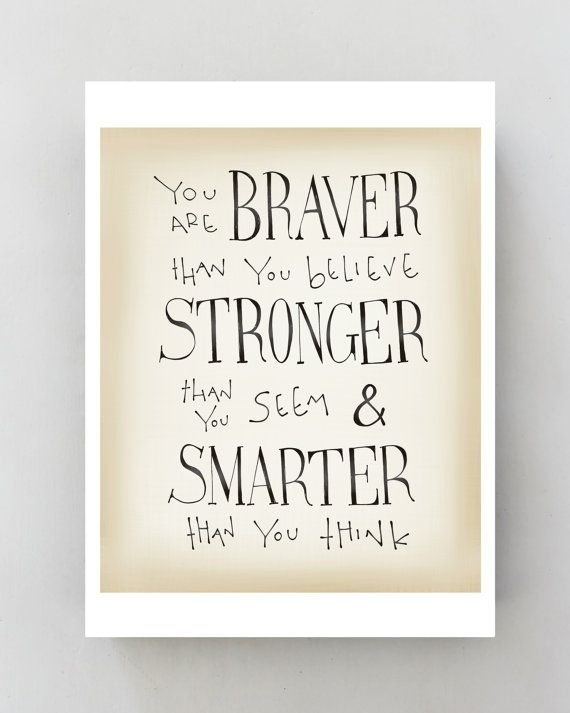 Wall Art Designs: Inspirational Wall Art Canvas Winnie The Pooh Regarding Inspirational Quote Canvas Wall Art (View 15 of 15)