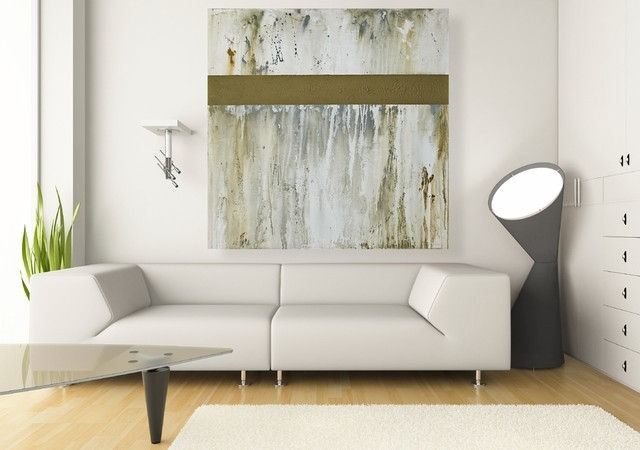 Wall Art Designs: Large Wall Art Ideas Large Wall Art Original Inside Neutral Abstract Wall Art (View 5 of 15)